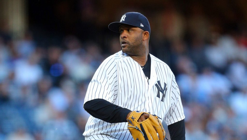 CC Sabathia Is The Show Stopper The New York Yankees Need
