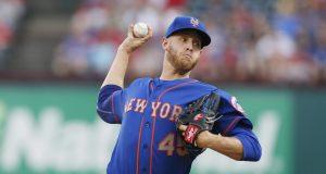 Zack Wheeler New York Mets