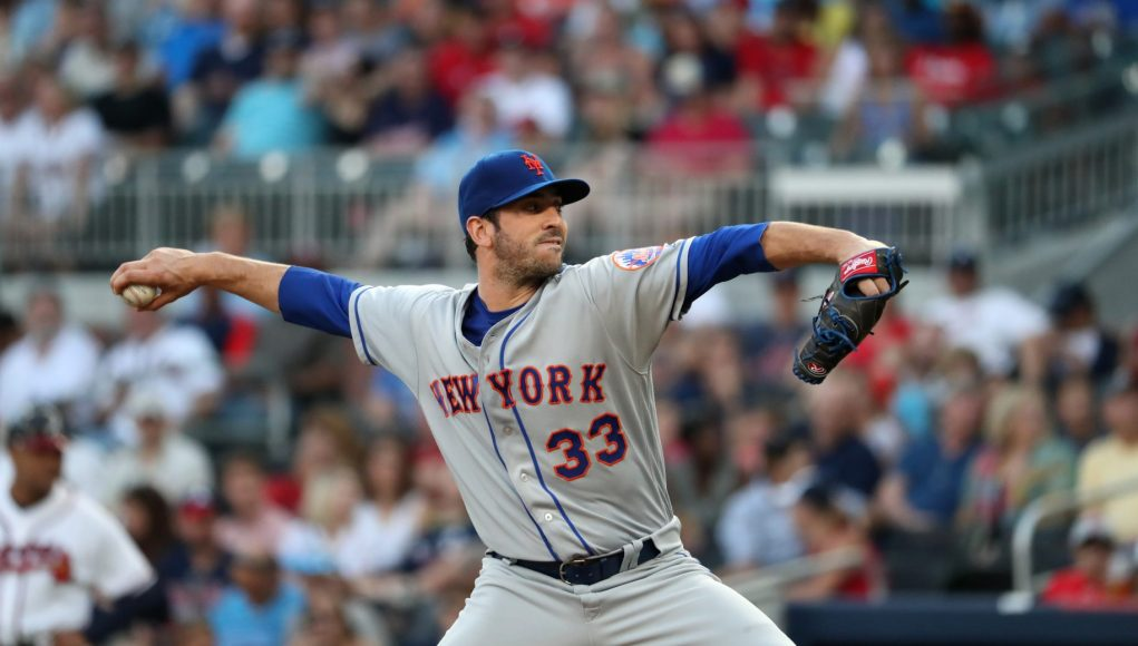 New York Mets Fall to Braves on Walk-Off After Matt Harvey's Solid Outing