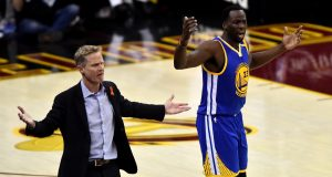 NBA Soils Itself By Reversing First Half Game 4 Technical on Draymond Green