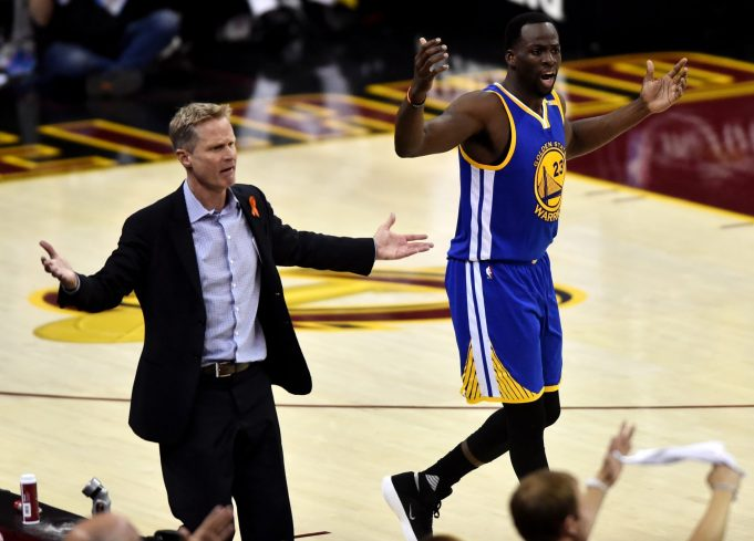NBA Soils Itself By Reversing First Half Game 4 Technical on Draymond Green