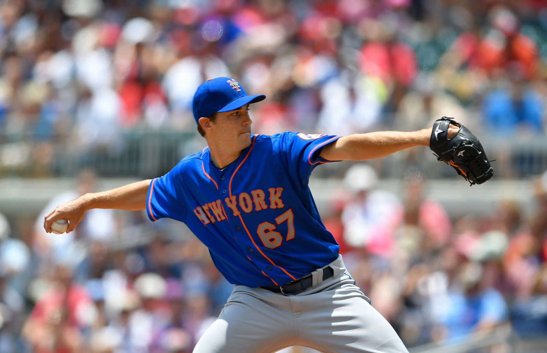 Seth Lugo Comes Back Strong; Pitches New York Mets to Series Clinching Win Over Atlanta 1