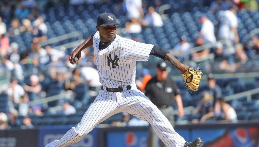 New York Yankees: Domingo German Can Bring Stability To Middle Innings