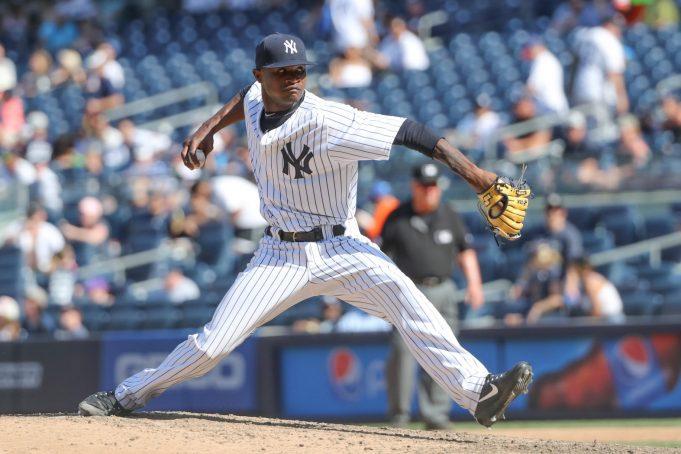 New York Yankees Bomber Buzz 6/12/17: German Back To Scranton, Chapman's Return