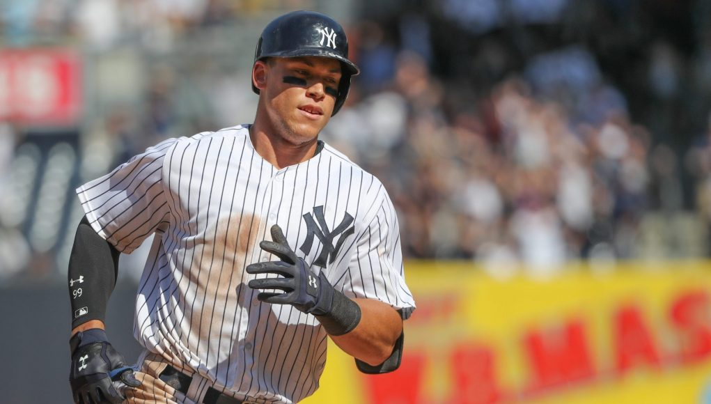 Aaron Judge Is Crushing The Giancarlo Stanton-esque Comparisons