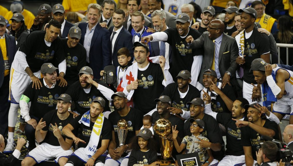 Where Do the 2016-17 Golden State Warriors Rank Among Greatest NBA Teams? 1