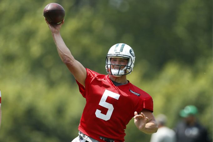 New York Jets Gang Green Report, 6/18/17: $80 Million in Cap Space, Christian Hackenberg Sparkles