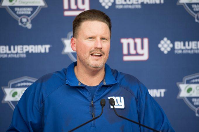 New York Giants Coach Ben McAdoo Has a New Slick Hairdo