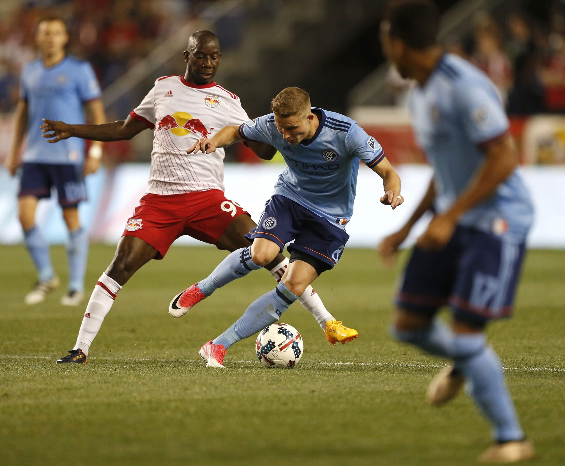 NYCFC: Pride, More Than Anything, At Stake in New York Derby