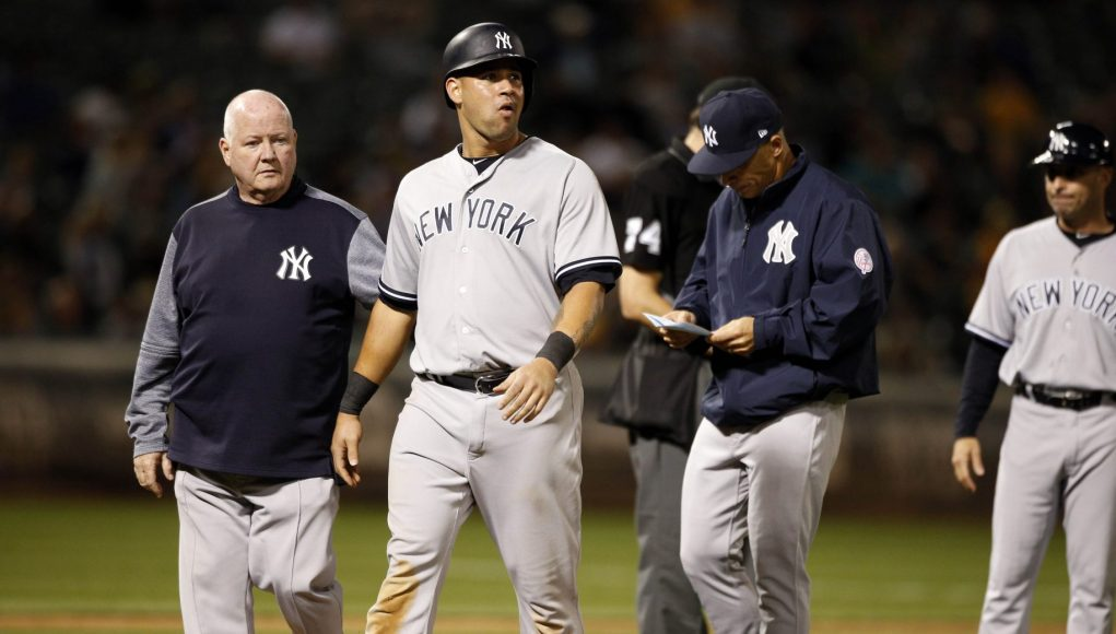 The New York Yankees Can Ill-Afford More From The Injury Bug