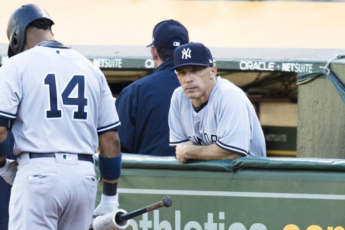 If The New York Yankees Are Going To Lose, Now Is The Perfect Time