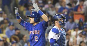 New York Mets: Gavin Cecchini Clobbers 1st Career HR off Clayton Kershaw (Video) 2
