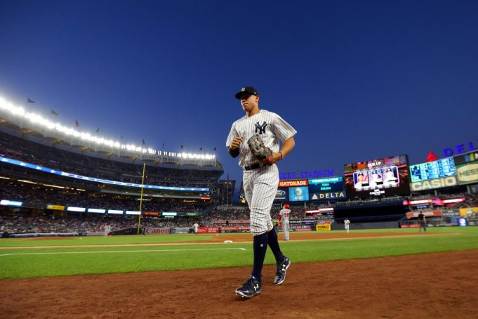 New York Yankees: Aaron Judge Is Great But He Shouldn't Do It All