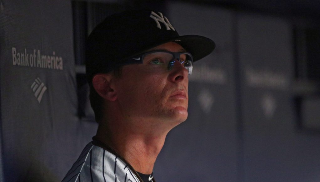 New York Yankees: What Is Actually Wrong With Tyler Clippard? 1