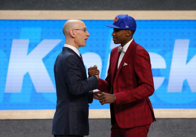 New York Knicks: 5 Reasons Why Frank Ntilikina was the Right Pick