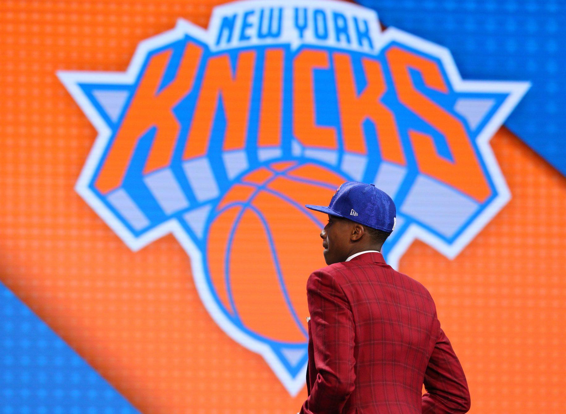 New York Knicks: Frank Ntilikina Deserves The Chance To Prove Himself 1