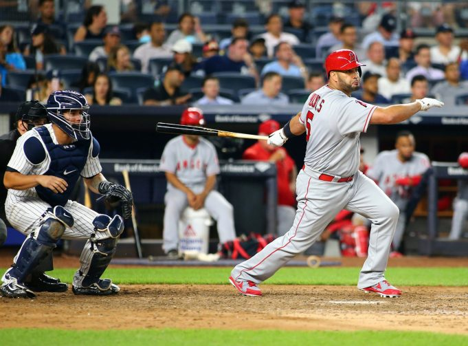 Pitiful Errors Cost New York Yankees Game, Series Against Angels (Highlights)