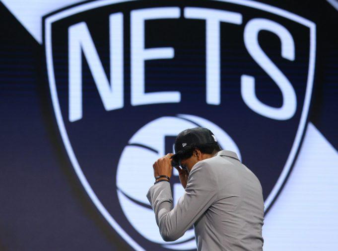 Brooklyn Nets Select Jarrett Allen With the No. 22 Pick 1