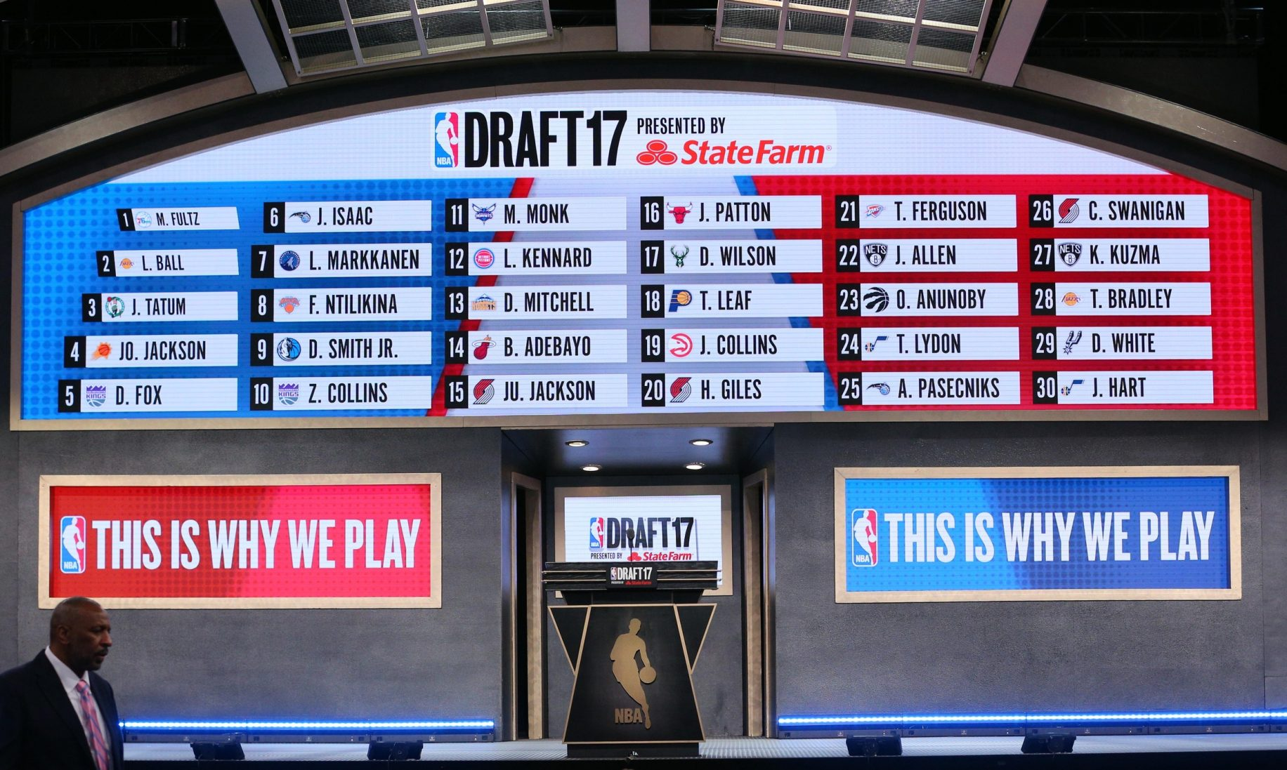 New York Knicks Select Ogjen Jaramaz With No. 58 Pick