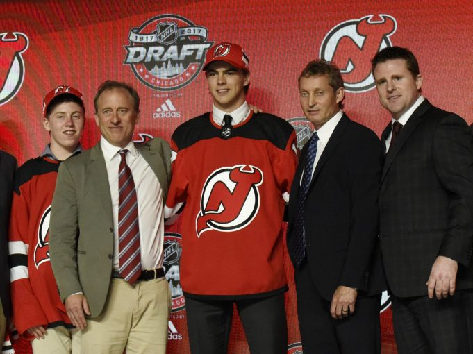 New Jersey Devils: How Extraordinary Will Nico Hischier's Impact Be this Season?