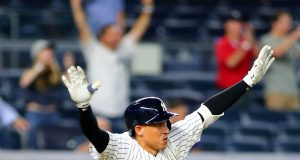 New York Yankees: Little Toe Continues To Pack A Big Punch
