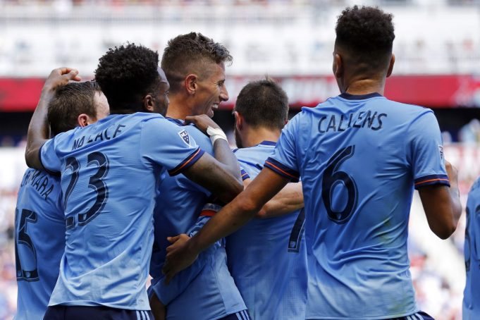 NYCFC Flex Local Muscle With Victory Over the New York Red Bulls (Highlights)
