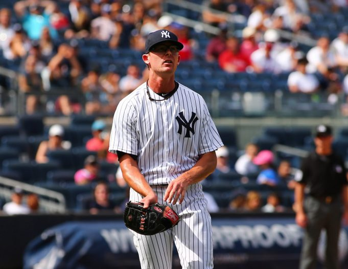 New York Yankees: Tyler Clippard May Be Joining Chris Carter