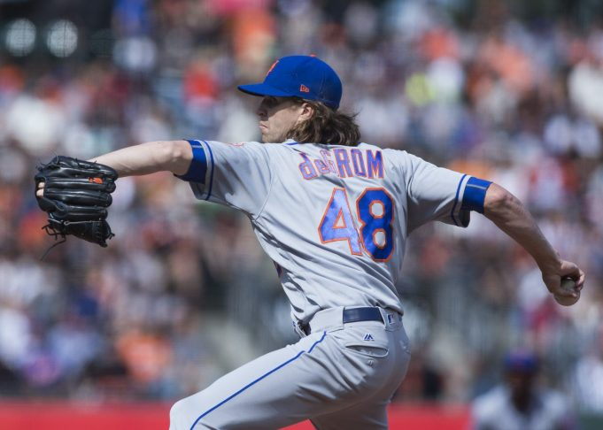 New York Mets: Jacob deGrom Stellar in Club's 2nd Straight Win in San Francisco 1