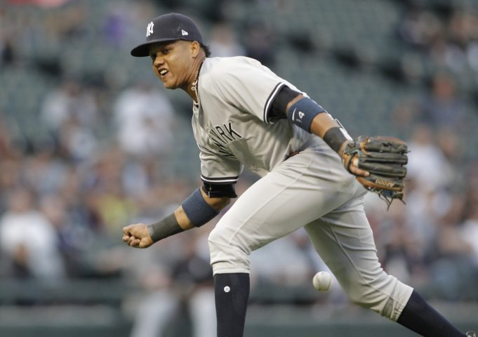 New York Yankees Bomber Buzz, 6/27/17: Starlin Castro Down, But Not Out