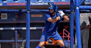 Tim Tebow Homers in First Game With St. Lucie Mets (Video)