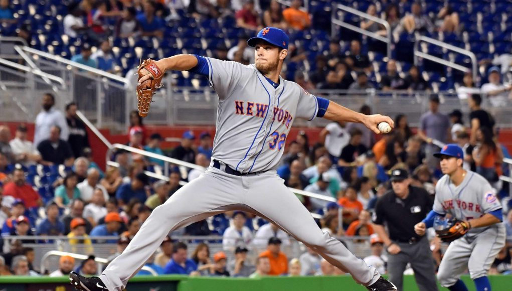 New York Mets: Matz Blanks the Marlins, Bats Come Alive in 8-0 Win