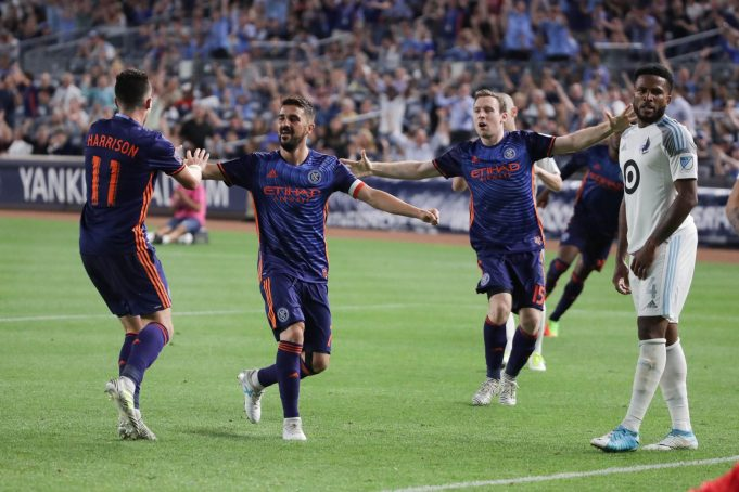 Jack Harrison Is Shining Bright for NYCFC
