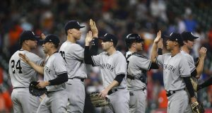 New York Yankees Obliterate Houston Astros Bullpen in 13-4 Win