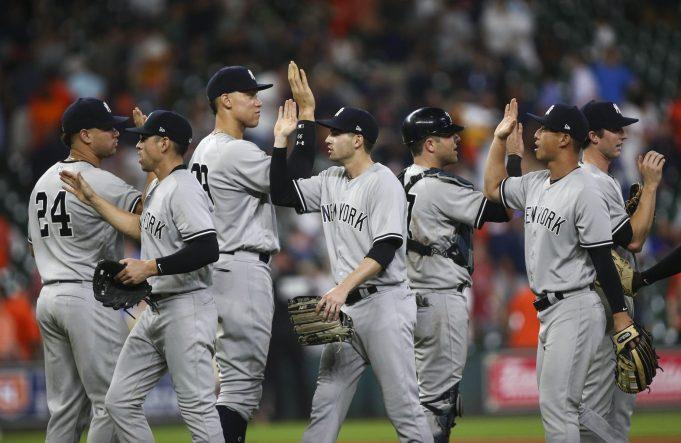 New York Yankees Obliterate Houston Astros Bullpen in 13-4 Win