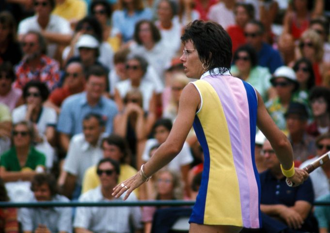 Schwartz on Sports Podcast: Billie Jean King and the New York Empire (Audio) 1