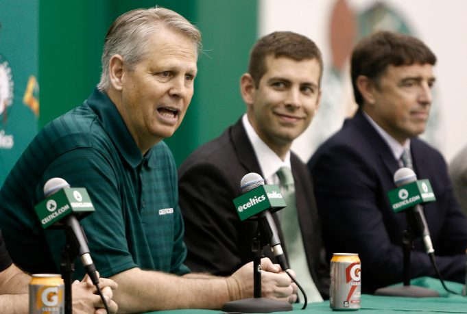 If Danny Ainge Doesn't Cast Aside His Passivity, the Celtics Won't Catch the Cavs 3