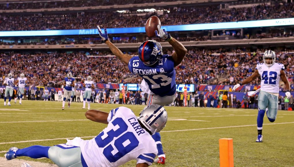 'The Catch' Was the Worst Thing For Odell Beckham Jr. and the New York Giants