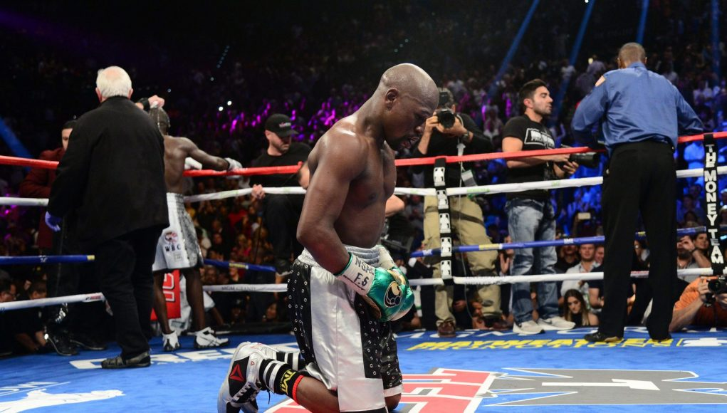 Floyd Mayweather Agrees to Fight Conor McGregor, Placing His Legacy At a Great Precipice
