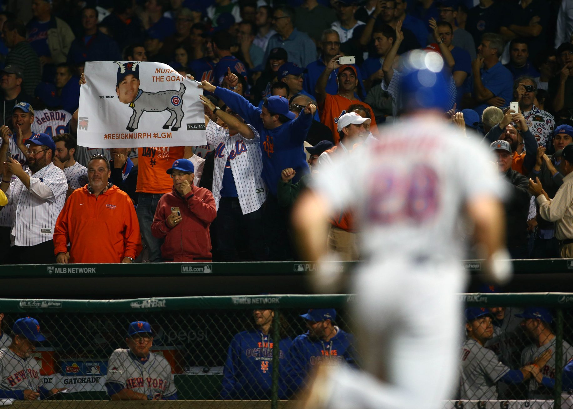 The New York Mets, Daniel Murphy and the Agony of 'The Curph' 1