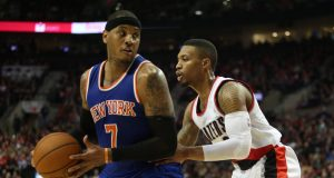 New York Knicks' Carmelo Anthony Is Absolutely Not a Fit For the Trail Blazers