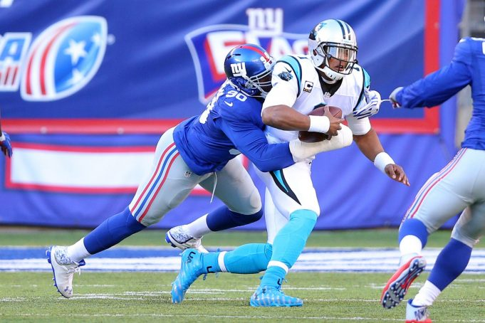 New York Giants: Jason Pierre-Paul Primed To Have Pro Bowl Season