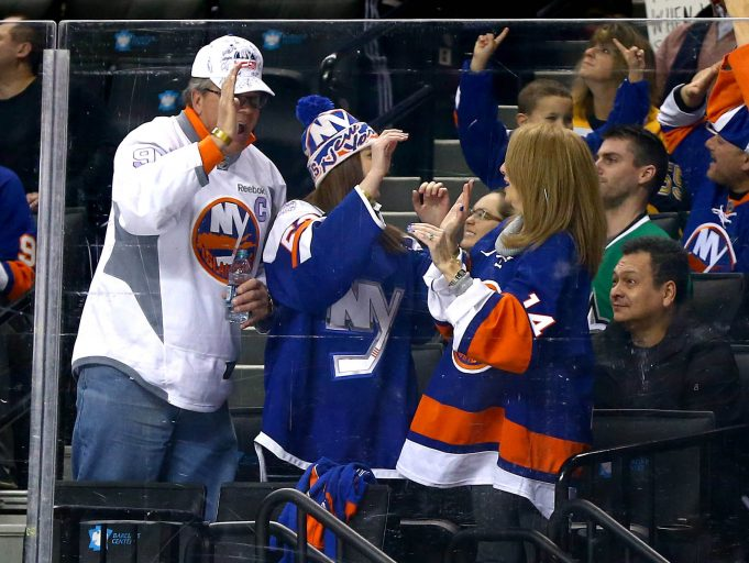 The New York Islanders' Preseason Schedule Is Strangely Eventful