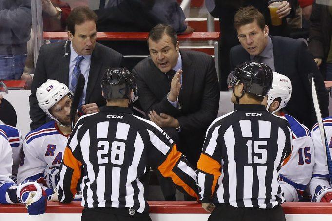 New York Rangers: Calling All NHL Coaches 1