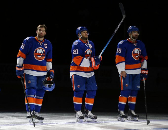 New York Islanders' 2017-18 Schedule Announced