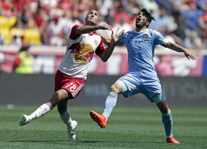 NYCFC Can Put a Halt to Red Bull's New York Dominance 2