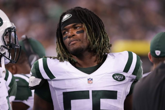 New York Jets LB Lorenzo Mauldin Accused Of Assault