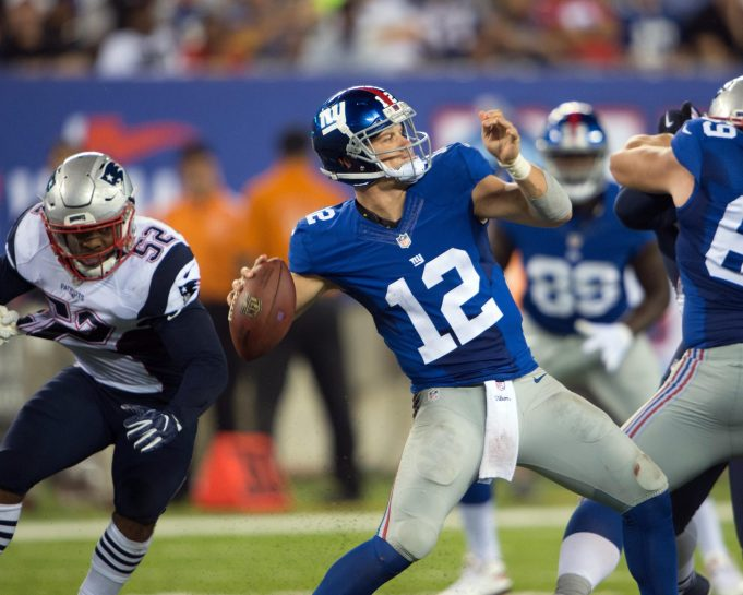 New York Giants: QB Ryan Nassib Expected To Sign With The New Orleans Saints (Report)