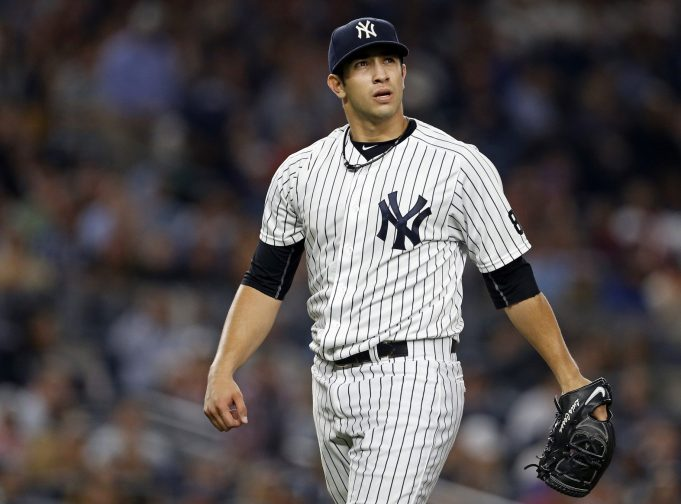Image result for luis cessa yankees
