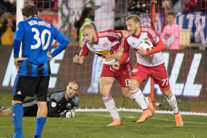New York Red Bulls vs. Montreal Impact: One Game at a Time