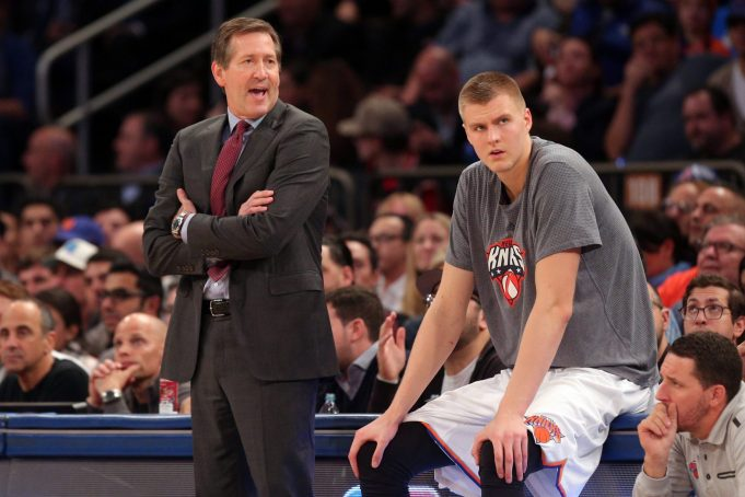 New York Knicks: Acquiring Another 1st Rounder Is Unnecessary 1